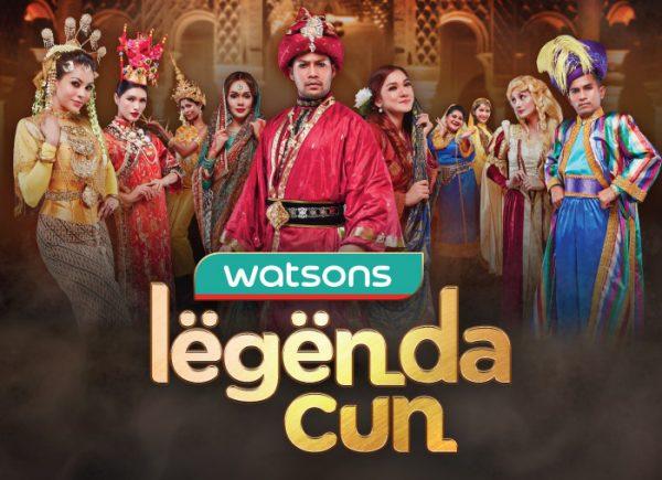 Filem Epik Digital Legenda Cun Watsons Malaysia Raya 2017