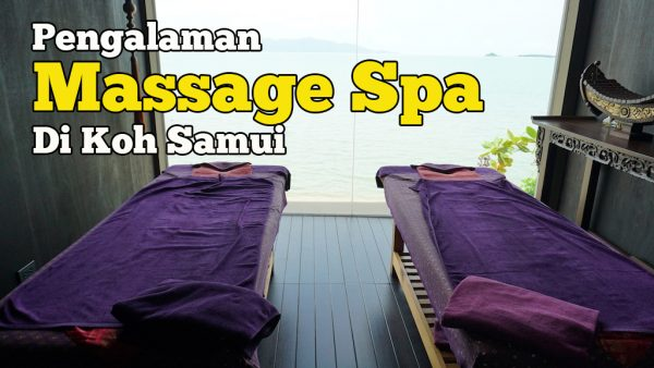 Massage Spa Di Koh Samui Thailand