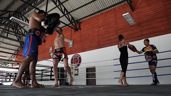 Superpro Samui Tempat Belajar Muay Thai MMA Koh Samui