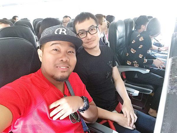 pengalaman naik flight VietJet AIr