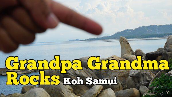 Cerita Mitos Kisah Grandpa Grandma Rocks Di Koh Samui