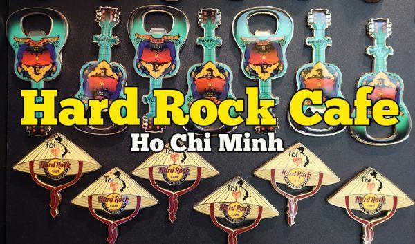 Lokasi Hard Rock Cafe Ho Chi Minh Di Vietnam
