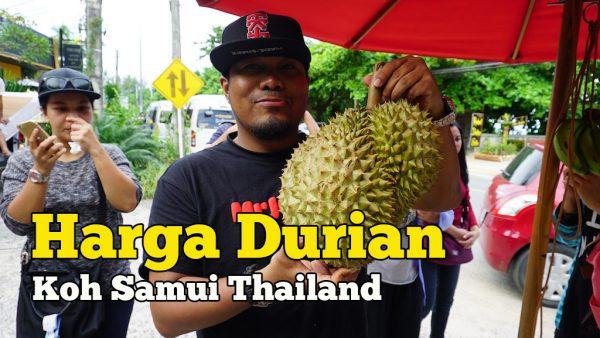 Nak Tahu Harga Durian Di Thailand Murah Dan Sedap