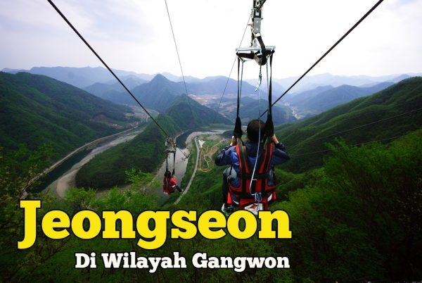 Cantiknya Pemandangan Di Jeongseon Gangwon Province Korea