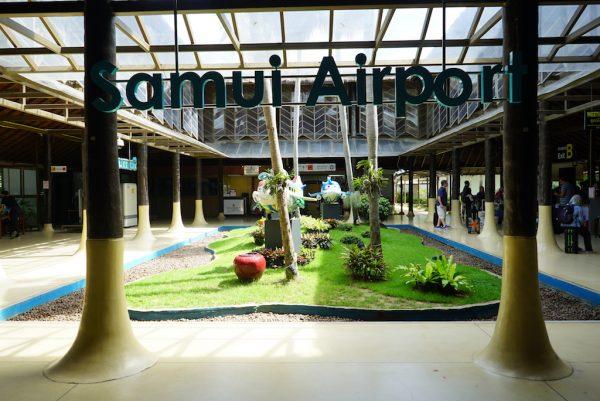 Samui International Airport Koh Samui