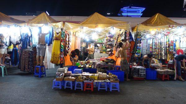 Pasar Malam Ben Thanh Market Ada Macam Macam Yang Murah