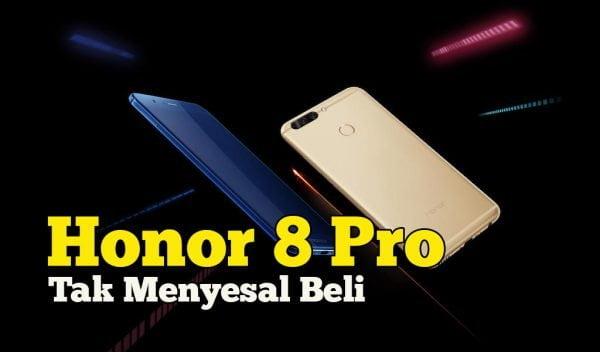 Honor 8 Pro Tak Menyesal Beli Kalahkan iPhone 7 Plus