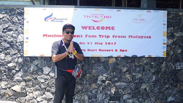 Menu Halal Muslim Di Nora Buri Resort Spa Koh Samui