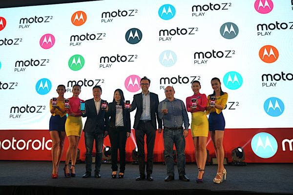 motorola moto z2 play launch