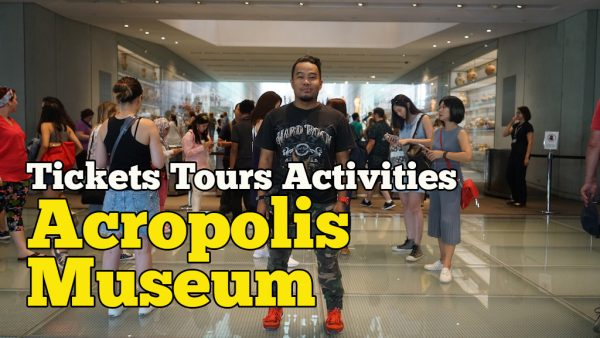 Acropolis Museum Athens Tickets Tours And Activities Pengalaman MrJocko