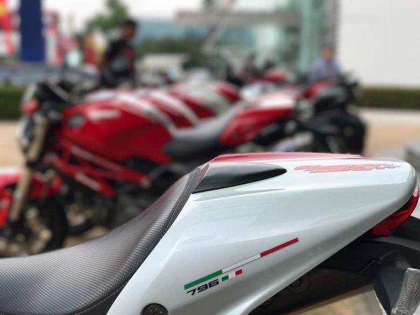 Ducati Perkenal Monster 797 Dan Multistrada 950 NAZA Autofair 2017