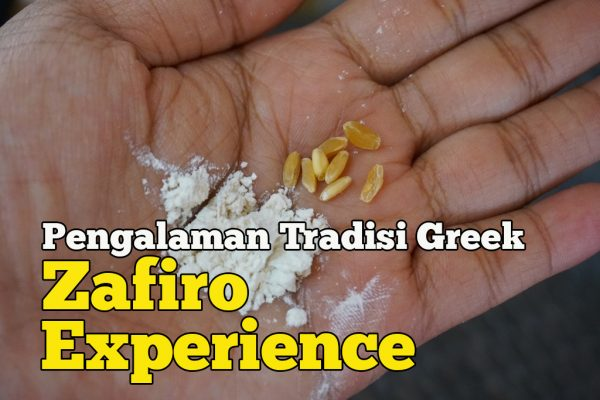 Alami Tradisi Greek Zafiro Experience Di Zafiro Restaurant Athens