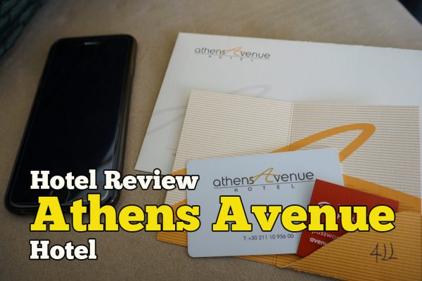 Hotel Review Athens Avenue Hotel Greece