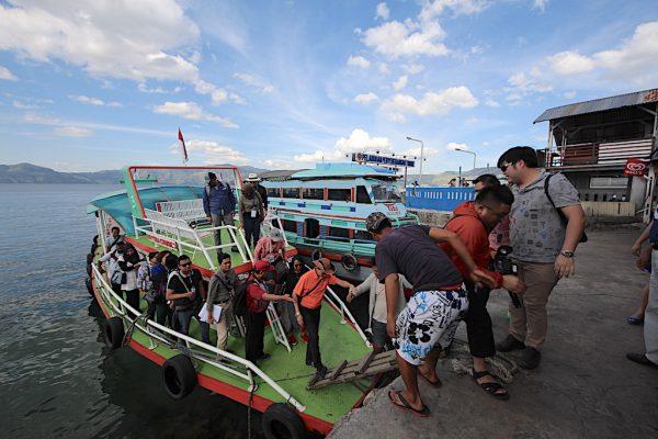 Desa Wisata Tomok Pulau Samosir Ada Seribu Rahsia Tersurat