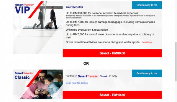 Bandingkan Travel Insurans Anda Di Laman Web GoBear.com