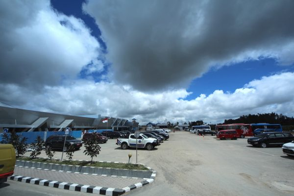 Lapangan Terbang Silangit Sumatera