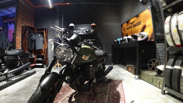Moto Guzzi Flagship Centre Kini Ada Di Petaling Jaya