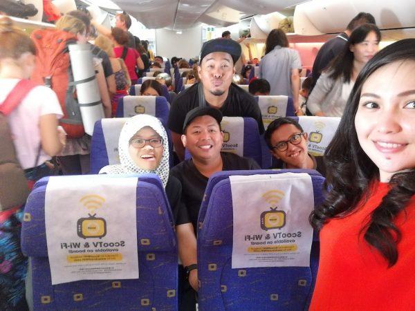 pengalaman terbang bersama flyscoot