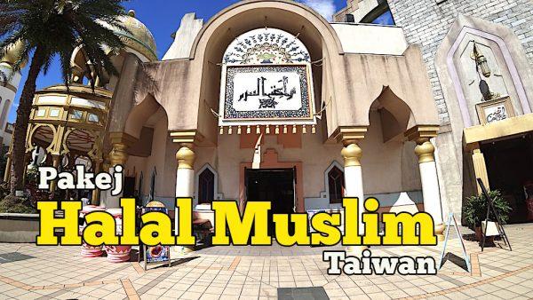Teroka Bumi Taiwan Dengan Pakej Halal Muslim Bersama China Airlines