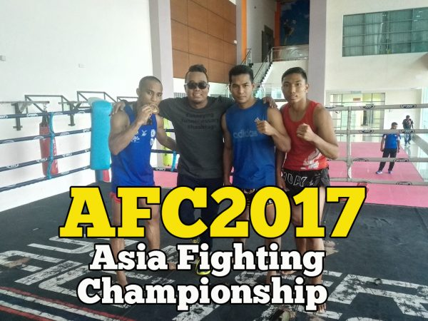 Teaser Asia Fighting Championship 2017 Marina Bay Sands Singapura