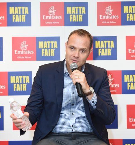Jom Fly Emirates Official Airline Matta Fair 2017