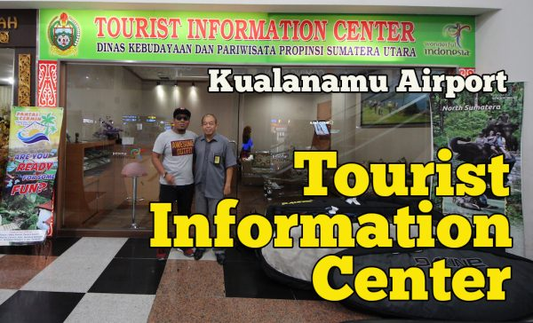 Tourism Information Center Kualanamu Airport