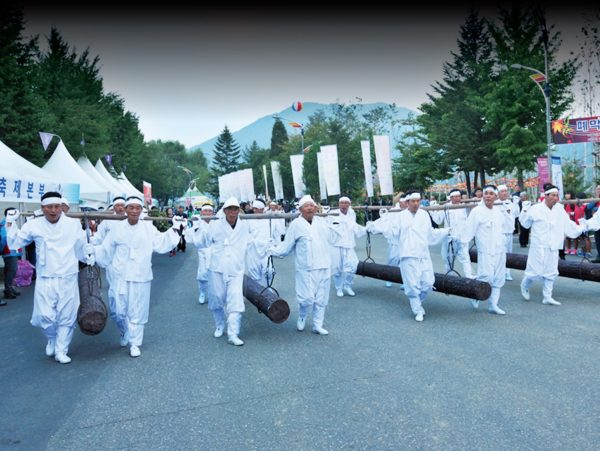 Jeongseon Arirang Festival