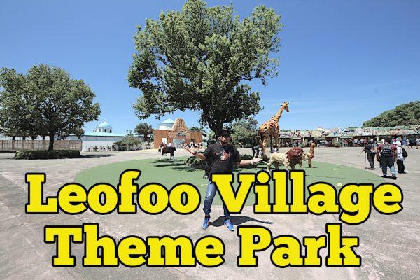Leofoo Village Theme Park Taman Tema Terbaik Di Taiwan