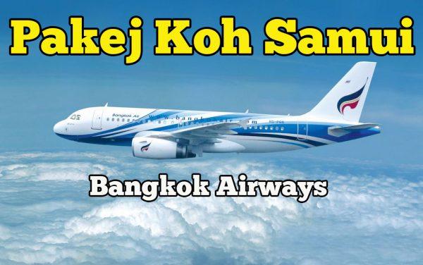Harga Pakej Travel Ke Koh Samui Bangkok Airways Dari KLIA