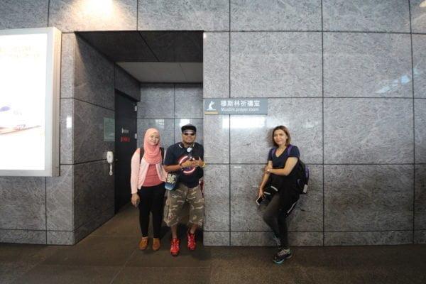 Prayer Room Taichung Station