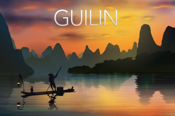 itinerary-pakej-muslim-guilin-china-6-hari-5-malam
