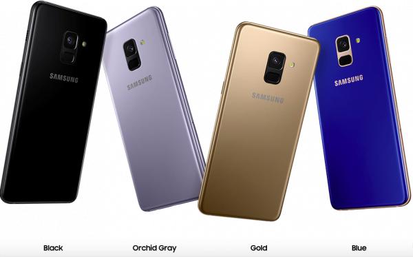 Model Telefon Terbaru Samsung Model Galaxy A8 Dan Galaxy A8+