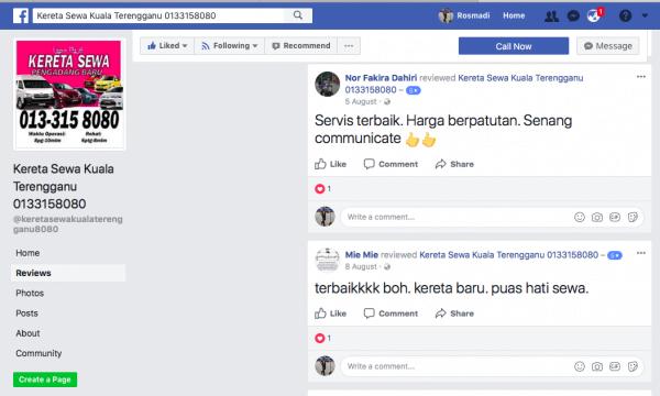 Betul Ke Ada Kereta Sewa Murah Di Kuala Terengganu