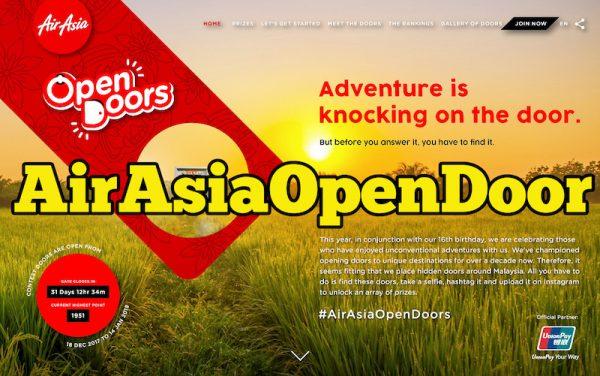 kempen #airasiaopendoors