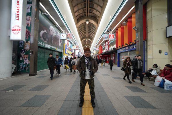 Percutian Musim Sejuk Hokkaido Hari Ketiga Otaru Canal Music Box Sapporo