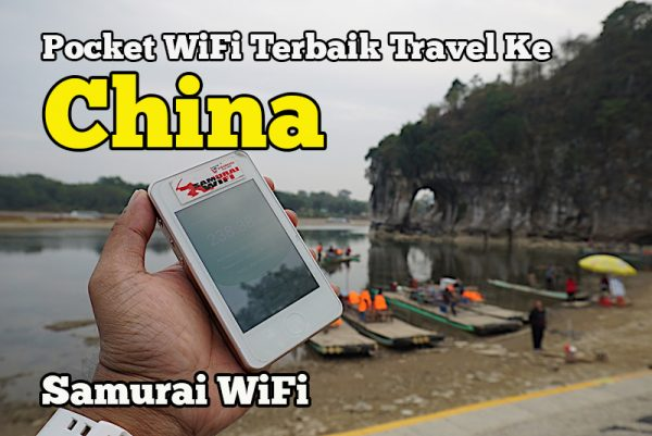 Pocket WiFi Terbaik Travel Ke Negara China Samurai WiFi Visondata