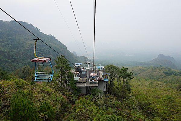 Guilin Yaoshan Mountain Scenic Resort