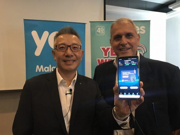 liputan terbaik LTE Malaysia