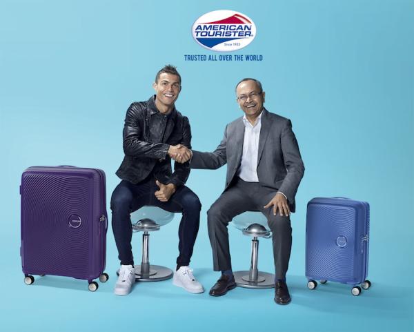 American Tourister Brand Ambassador2018
