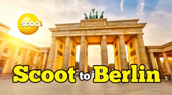Scoot To Berlin Penerbangan Baru Dari Changi Ke Berlin Germany