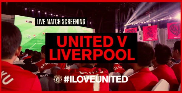 LIVE Viewing Manchester United VS Liverpool