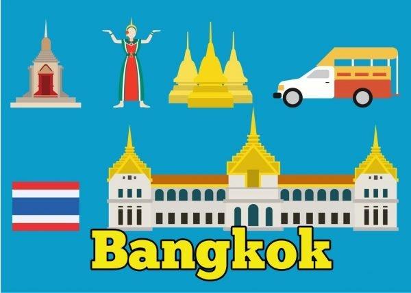 Bangkok Destinasi Carian Terbanyak Untuk Cuti Tahun Baru Cina 2018