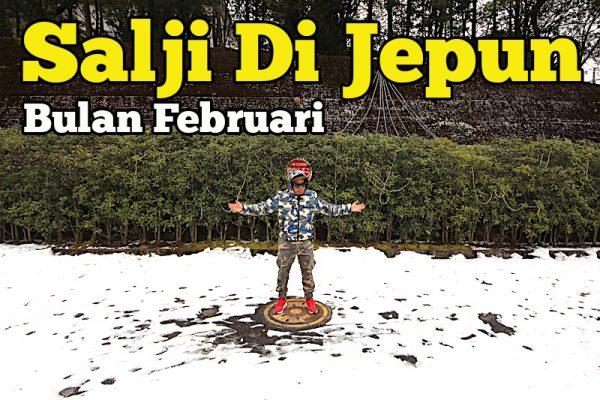 Nak Kongsi Kat Mana Ada Salji Di Jepun Bulan Februari
