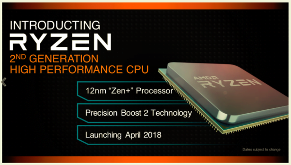 AMD Ryzen Mobile Processor Launch in Malaysia