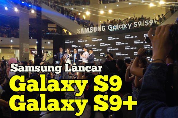 Samsung Lancar Galaxy S9 dan Galaxy S9+ Di Malaysia Bersama Park BoGum