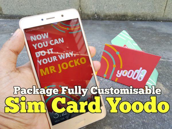 Yoodo Sim Card Malaysia Antara Talian Telco Terbaik Fully Customisable