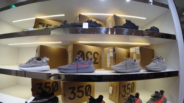 Kedai jJual Kasut Adidas Yeezy Murah Di Jepun