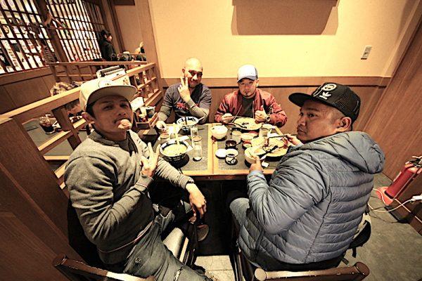 Restoran Sojibo DiverCity Plaza Tokyo Halal Muslim