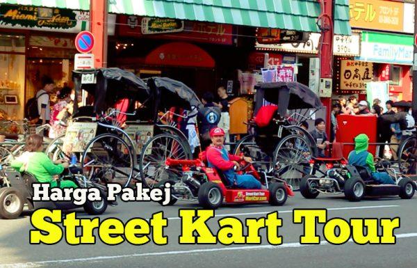 Street Kart Tour Maricar Japan Harga Pakej Bermula MYR325