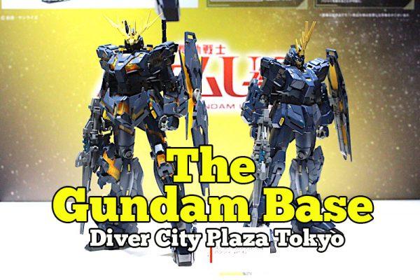 The Gundam Base Tokyo Jual Produk Mainan Gundam Terbaru Dan Limited